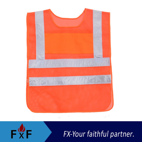 100% MESH CLOTH HI VIS VEST